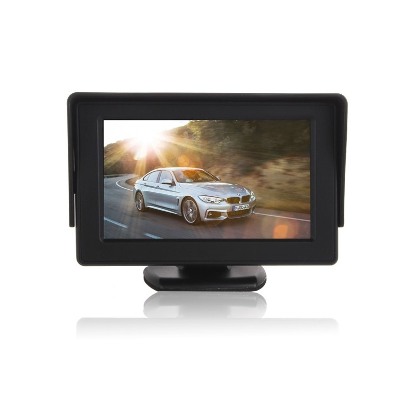 """TFT 4,3\\"""" LCD COLOR MONITOR"""