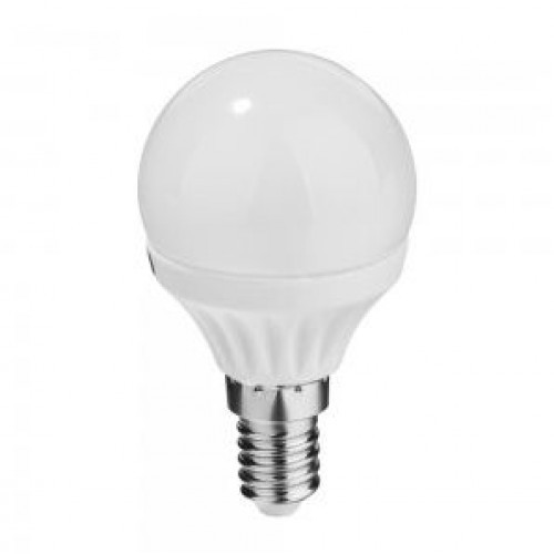 ΛΑΜΠΑ MINI ME LED 230V 6W E14 6000K 270° 500 LUMEN