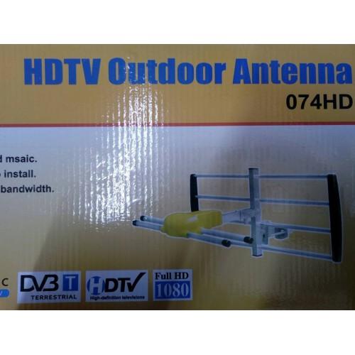 ΚΕΡΑΙΑ UHF ΕΞΩΤΕΡΙΚΗ HDTV