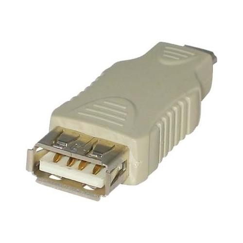 ΠΡΟΣΑΡΜΟΓΕΑΣ ΘΗΛΥΚΟ USB A ΣΕ MICRO USB ΑΡΣΕΝΙΚΟ TYPE Β