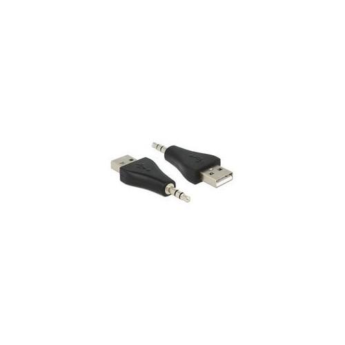 USB-A ΣΕ 3.5mm 3-pin jack APPLE