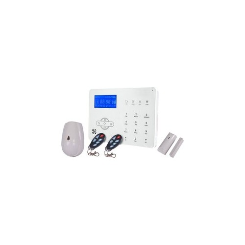 Touch Alarm Host with PGM output all-in-one alarm system