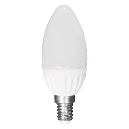 ΛΑΜΠΑ ΚΕΡΙ ΜΕ SMD LED 230V 4W E14 6000K 360° DIMMABLE
