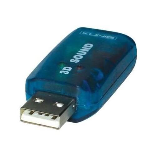 USB ΕΞΩΤΕΡΙΚΗ ΚΑΡΤΑ ΗΧΟΥ 5.1 3D