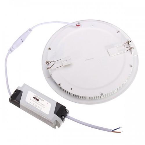 LED DOWNLIGHT 18W - 1800LM PL ΜΕΓΑΛΟ 24cm