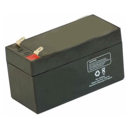 12V 1.3A Lead Acid Battery