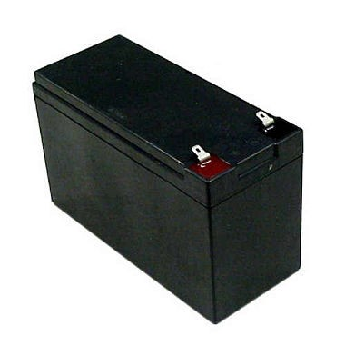 Electrical KMG 12V 7Ah Replacement Battery for MK Battery BMED11105 BMED11106