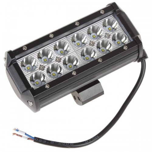 ΑΔΙΑΒΡΟΧΟ LED LIGHT BAR 36W 12 - 24 VDC