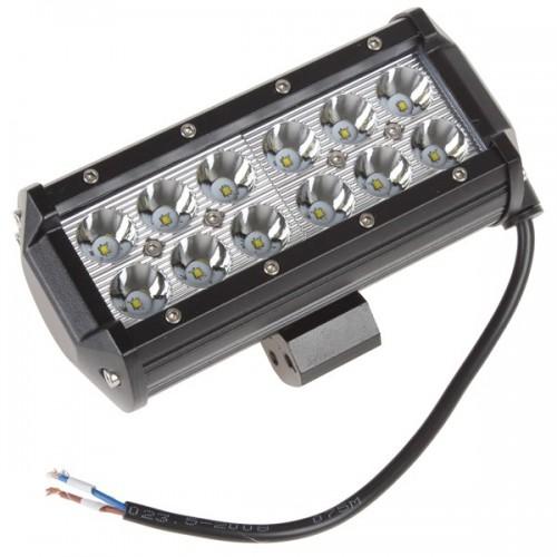 ΑΔΙΑΒΡΟΧΟ LED LIGHT BAR 36W 12 - 24 VDC
