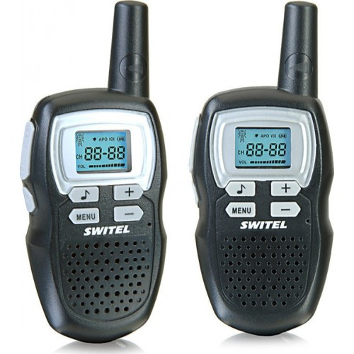 PMR SWITEL (WALKIE TALKIE) ΕΜΒΕΛΕΙΑΣ 5Km