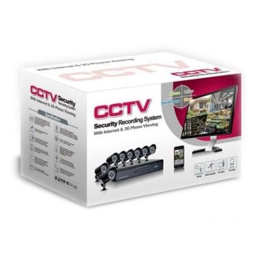 DVR_HDMI_SET-8 CCTV SET