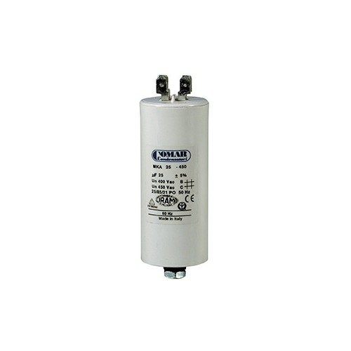 MOTOR RUN CAPACITOR 450V FASTON CBB
