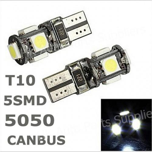 SET 5SMD 5W LED светодиодна крушка