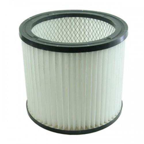 Кръгъл HEPA хепа филтър с полимерно дъно, аналог на филтрите за прахосмукачка Kаrcher