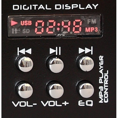 ΜΙΚΤΗΣ 4 ΚΑΝΑΛΙΩΝ 7 ΕΙΣΟΔΩΝ ΜΕ ΘΥΡΑ USB MP3