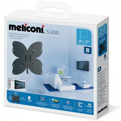 ΒΑΣΗ LCD VESA 75/100/200 MELICONI