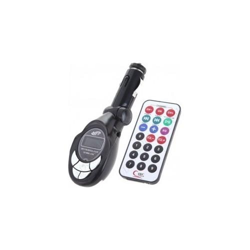 ΑΝΑΜΕΤΑΔΟΤΗΣ FM ΜΕ ΕΝΣΩΜΑΤΩΜΕΝΟ MP3 PLAYER ΜΕ ΘΥΡΑ USB & SD