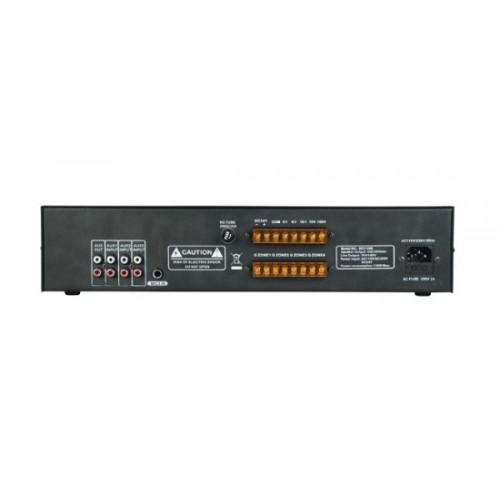 PAA8250 100V ΜΕ USB/SD ΕΝΙΣΧΥΤΕΣ