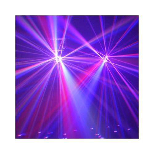 LED 6 EYES LIGHT EFFECT 4x3W RGB