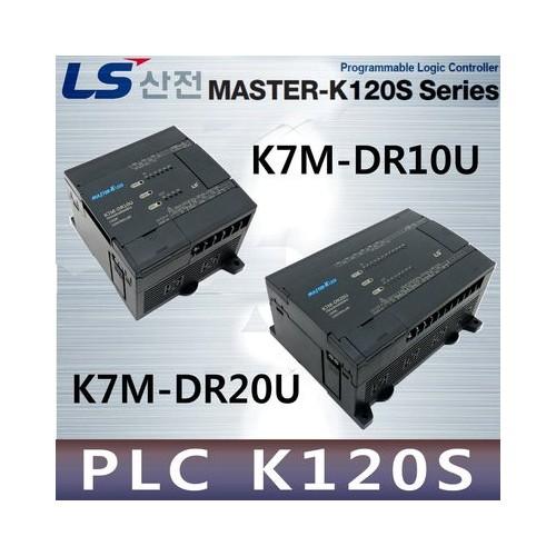 PLC ΜΟΝΑΔΑ 10I/O DC12/24V INPUT K7M-DR10U(E) LG