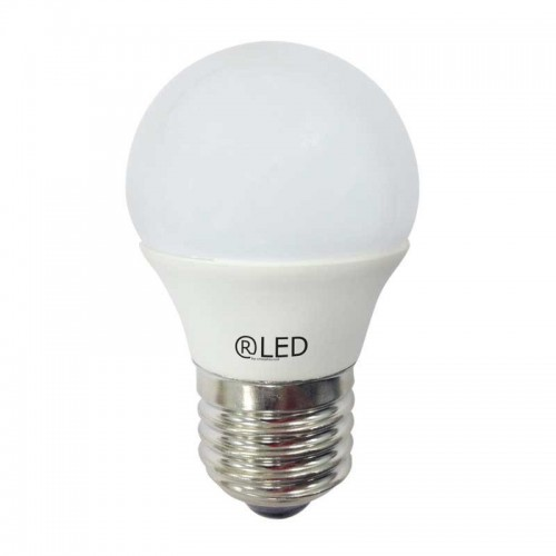 LED E27 Edison Screw Light Bulb, 6w