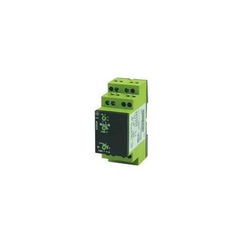 DIN RAIL TIMER START-DELTA 2C/O 12-240VAC/DC E3ZS20 TELE HAASE