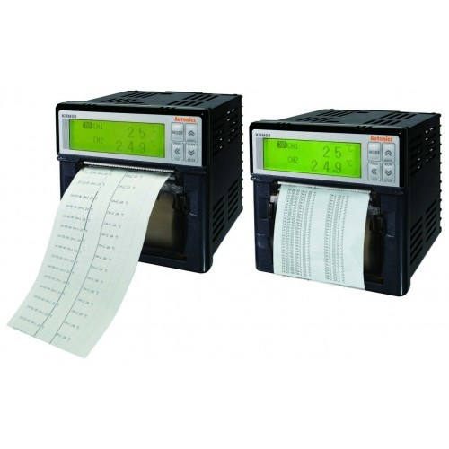 TEMPERATURE RECORDER 96X96 2 POINT 100-240VAC RS485