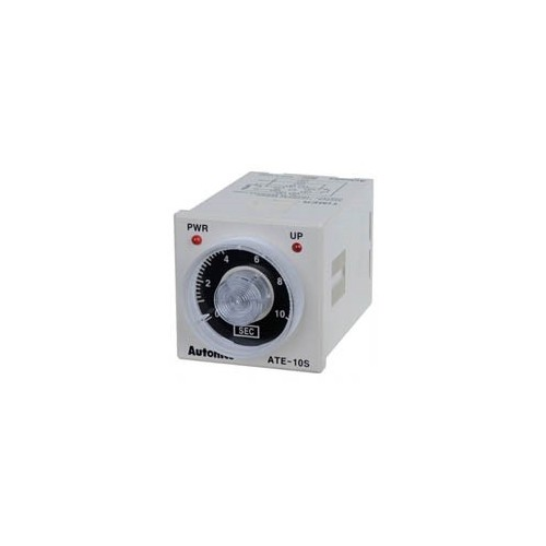 PANEL TIMER RELAY 8P DELAY ON 60sec 2C/O 48X48 12VDC