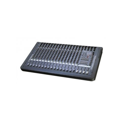 16 channel powered sound mixer
