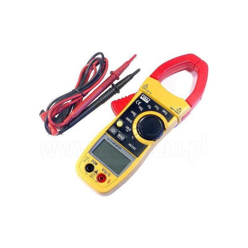 V&A VA310C - Digital clamp multimeter