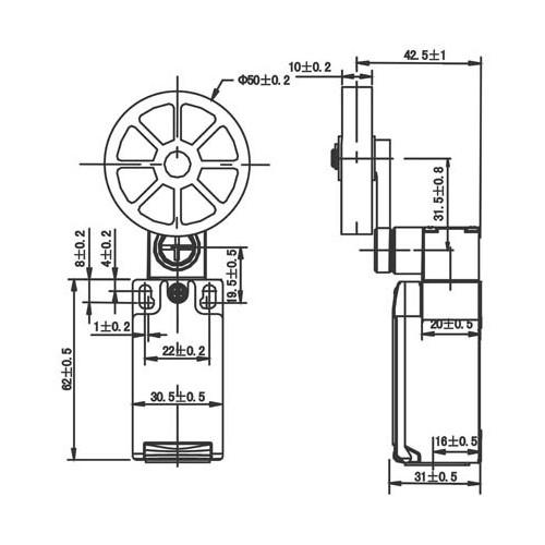 SND4114-SP-C-M ΔΙΑΚΟΠΤΕΣ
