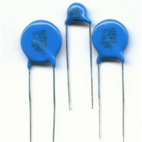 High Voltage Ceramic Disc Capacitor 6KV