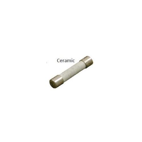 ΑΣΦΑΛΕΙΑ ΒΡΑΔΕΙΑΣ ΚΕΡΑΜΙΚΗ 6,3*32 mm 250V