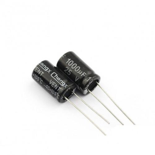 Electrolytic capacitor ΠΥΚΝΩΤΕΣ