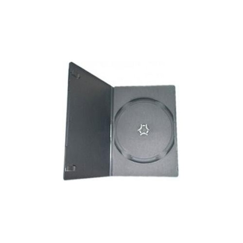 Θηκη DVD box Single Black (μονη)