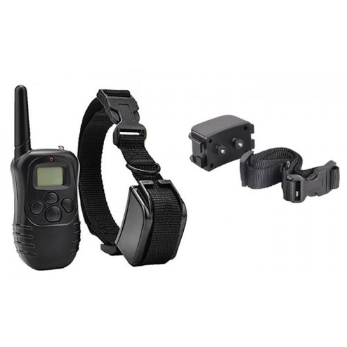 REMOTE PET TRAINING COLLAR LCD