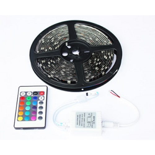 SET 5050 60 LED RGB 14.4W LED