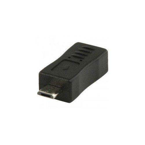 ΘΗΛΥΚΟ MINI USB B ΣΕ MICRO USB ΑΡΣΕΝΙΚΟ