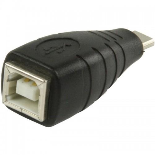ΘΗΛΥΚΟ USB2 B ΣΕ MICRO USB ΑΡΣΕΝΙΚΟ TYPE Β