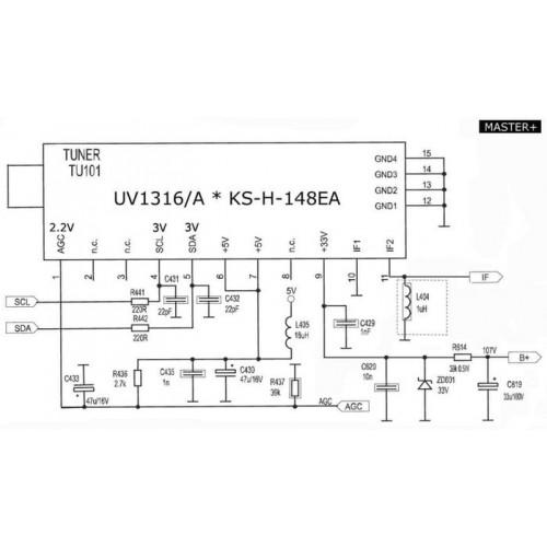 UV1316 ΕΤΟΙΜΑ ΚΙΤ
