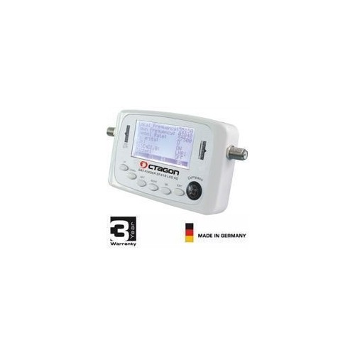 OCTAGON SAT-FINDER LCD HD