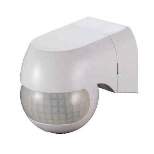 ST12 Ceiling Mount IP44 With TUV PC Material PIR Motion Sensor infrared detector switch