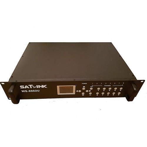 SATLINK WS-8902U ΕΝΙΣΧΥΤΕΣ TV