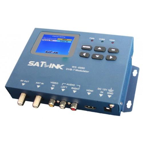 SATLINK WS6990 DVB-T