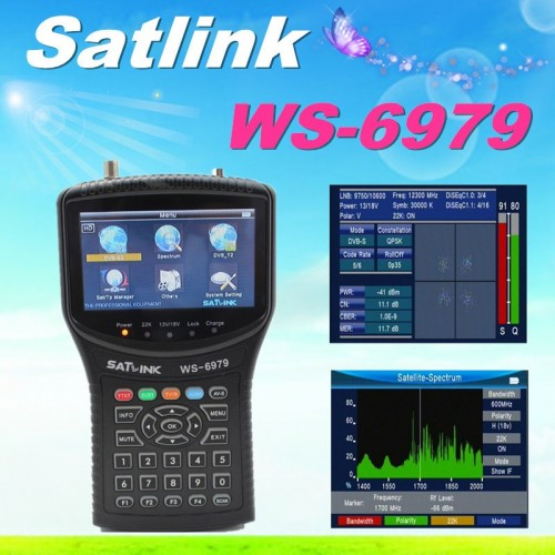 Satlink WS-6979 HD