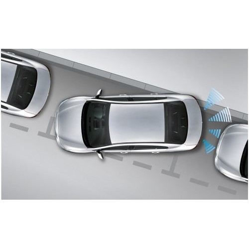 Auto Parktronic Led Parking Sensor With 4 Sensors