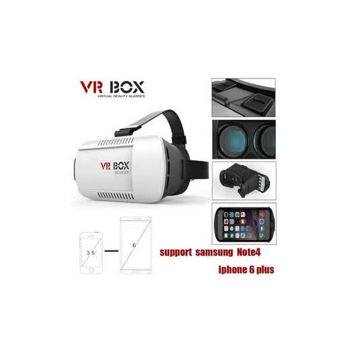 VR BOX: virtual reality glasses smartphones