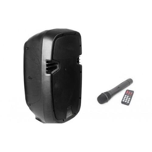 Ibiza Sound HYBRID8VHF-BT Portable Stand-Alone PA System