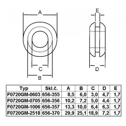 GM-0705 ΔΕΜΑΤΙΚΑ - ΣΠΙΡΑΛ - ΒΑΣΕΙΣ