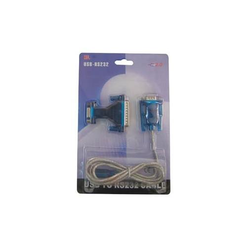 ΚΑΛΩΔΙΟ USB ΣΕ ΣΕΙΡΙΑΚΟ 9 PIN 1,8 ΜΕΤΡΑ